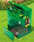 Aeroplus 6000 Compostbak_