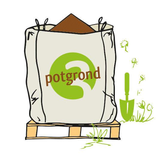 Biologische Potgrond - Big Bag
