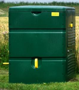 Aeroplus 6000 Compostbak